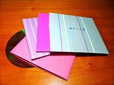 DIY Instant Origami CD Envelopes