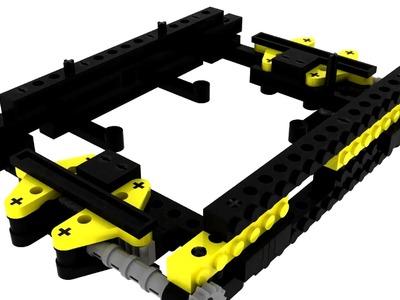 DIY LEGO FOLLOW FOCUS BLUEPRINT 3D TUTORIAL