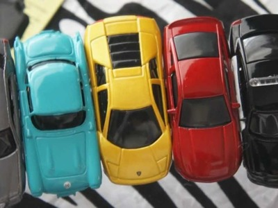 DIY Toy Car Bracelet