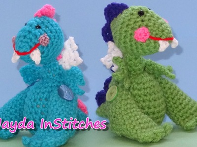 Dragon Expansion Pack! - Crochet Pattern Tutorial