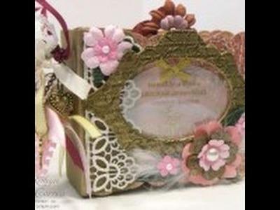 Handmade Scrapbook Mini Album