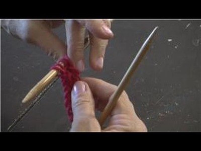 How to Knit : Making an I-Cord