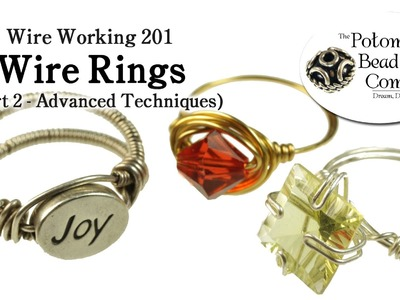 How to Make Wire Rings (Advanced)