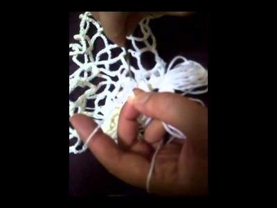 Knitting , crochet , chnin :) part 4