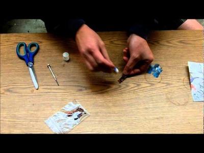 Make Paper Beads - Basic Paper Jewelry Making