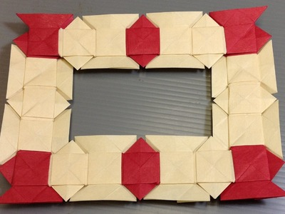 Make Your Own Gift Origami Modular Frame