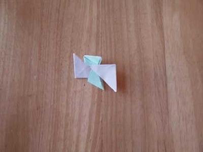 Origami: ninja star