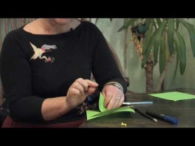 Paper Crafts  : How to Make a Paper Propeller
