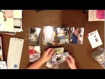 Power Scrapbooking: Organizing Photos for Speed Scrapbooking. Day 24: 30 Days of Scrapbook Videos