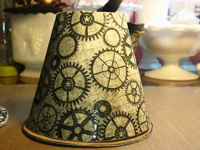 Steampunk Hat Tutorial for The Craft Hole part 1