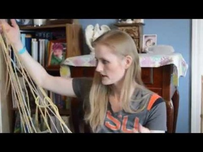 The Knitting Broomstick:  EPISODE 1:  Hello, My Name Is.  What?