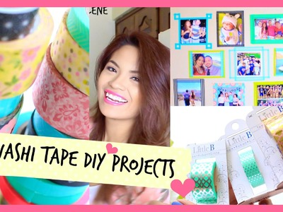 Washi Tape DIY's | Belinda Selene
