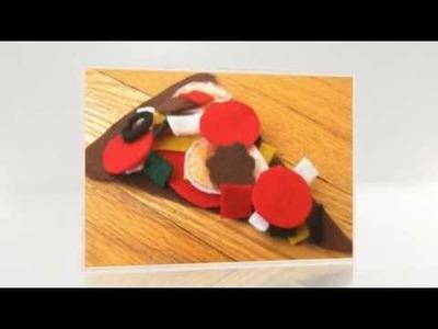 18 Crafts with Felt: Simple Craft Ideas, Felt Flowers & More
