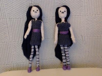Adventure Time Marceline Crochet Tutorial Part 1