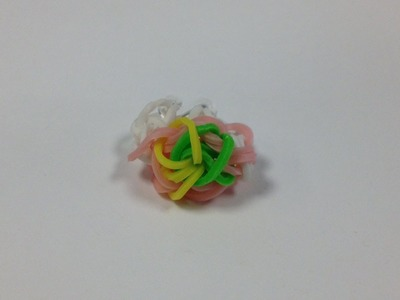 Bandaloom: How to make a Flower Ring