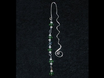 Beaded Wire Bookmark Tutorial