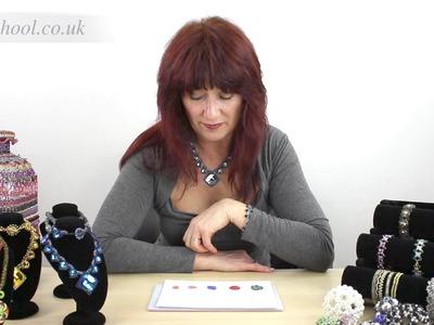 Beadschool Tutorial - Materials: Needle Sizes