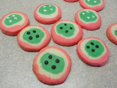 Christmas Buttons Cookies