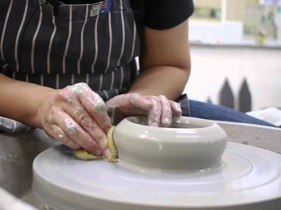 Clay Craft Malaysia - Making a Cup 1.3
