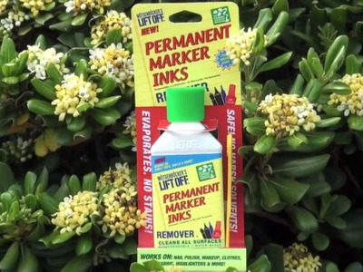 Craft, Hobby & Stationery Remover Line by Motsenbocker's LIFT OFF