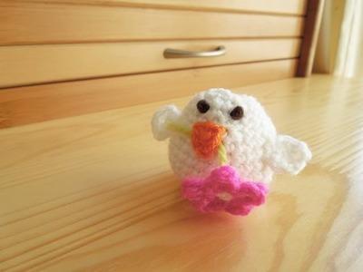 (Crochet) How To Crochet a Bird - Part 2 of 4