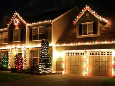 Diy Christmas Light Decorations  Ideas - ezgoreva