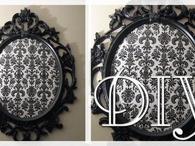 DIY- Ikea UNG Drill mirror into Art (the mirror seen on Pretty little liars!)