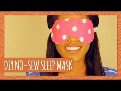 DIY Sleep Mask - HGTV Handmade