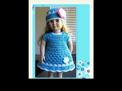 How to crochet doll pants