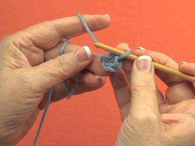 How to Form a Ring, Right Handed | Crochet Videos | Leisure Arts