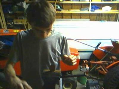 How to make a handmade wood guitar pick.