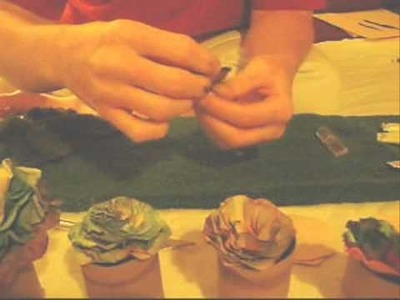 How to Make Paper Flowers: Part 2