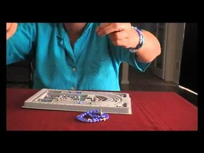 How to make Rosary Beads using Fishing Line
