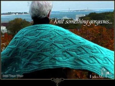 Knitting Book: The Mermaid Shawl & other Beauties