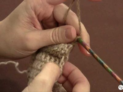 Learn to Crochet: Stripes
