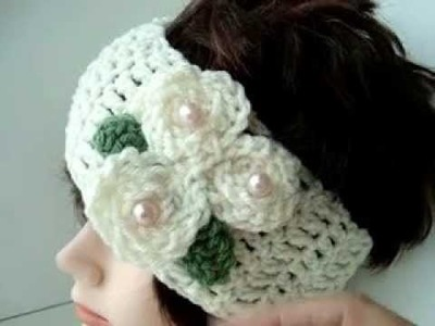 Link to Carlitto's Headband, how to crochet a basic headband