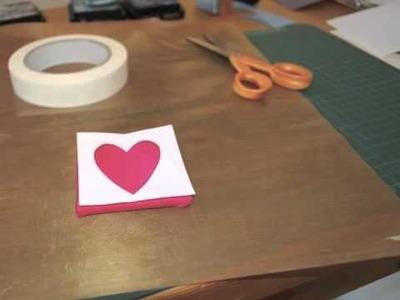 Make your own Mini Canvas