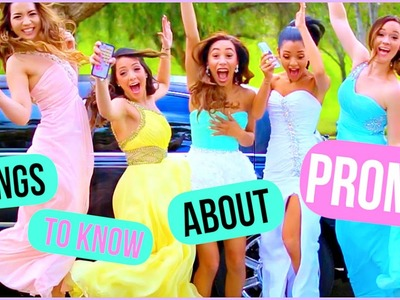 Prom 2015! Things to Know, DIY Accessories, Essentials + Dress Ideas!