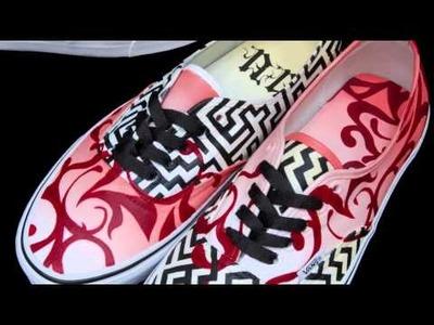 Rio Rancho High School Vans Custom Culture  Design Contest 2011
