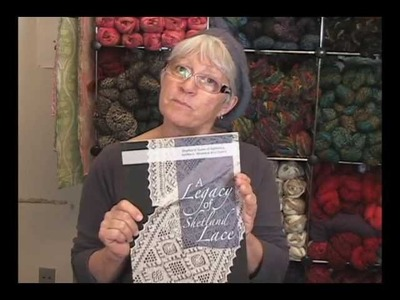 Shetland Guild of Spinners, Knitters, Weavers and Dyers - A Legacy of Shetland Lace Books Review