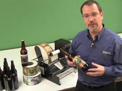 Small-Batch Craft Beer Bottling System