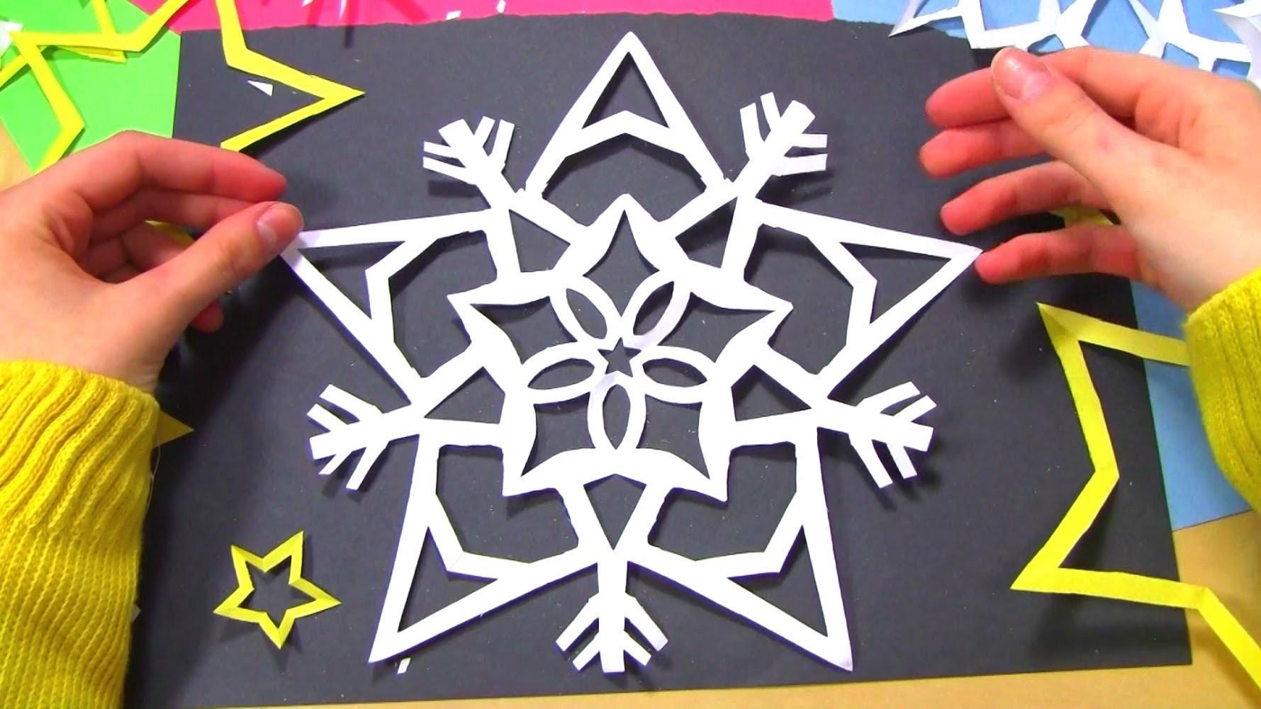 Snowflakes, Starflakes, and Swirlflakes