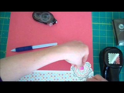 Stampin' Up! Scrapbooking and Stamping Sunday Series #2: Daydream Medallions