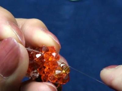 Swarovski Crystal Dragon Part 2