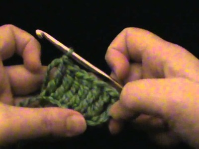 Video 7 - How to do a Triple Crochet Stitch  (Tr. Trc) - Learn to Crochet - US Terminology