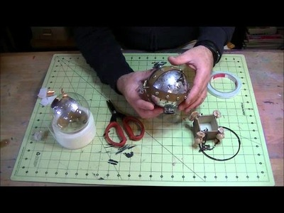 A How To on My Steampunk Hot Air Balloon!