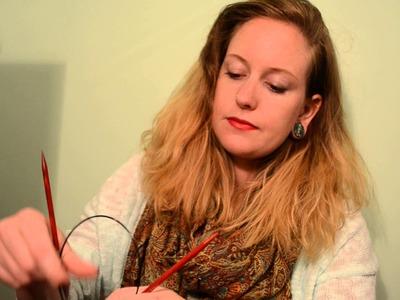 ASMR Knitting Lesson Part 1: Supplies
