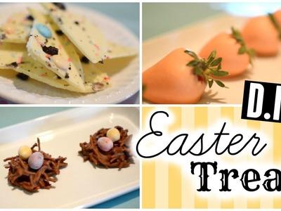 ✿ D.I.Y. Easter Treats ✿