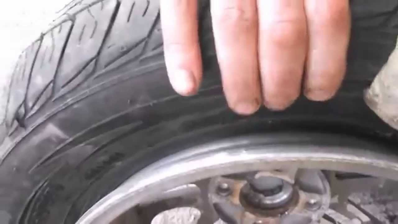 DIY Marathon of techniques to getting a tire to stop leaking against the bead