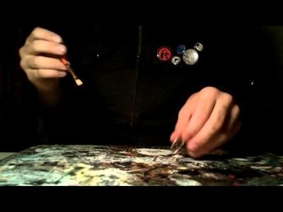 DIY punk buttons part 2